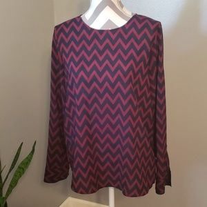 Limited Long Sleeved Blouse